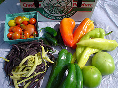 Vera's veggies